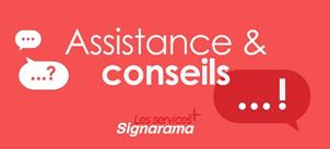 Assistance et conseils