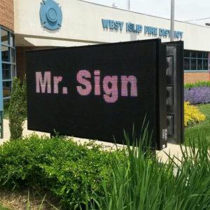 digital-led sign